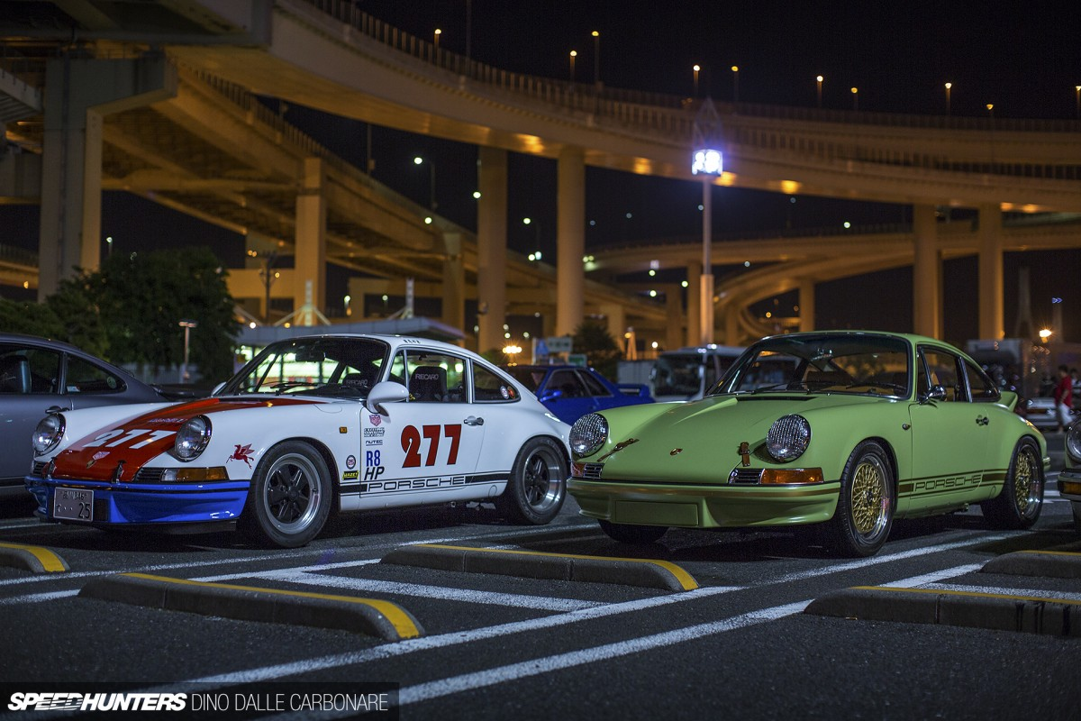 Japan Welcomes Magnus Walker