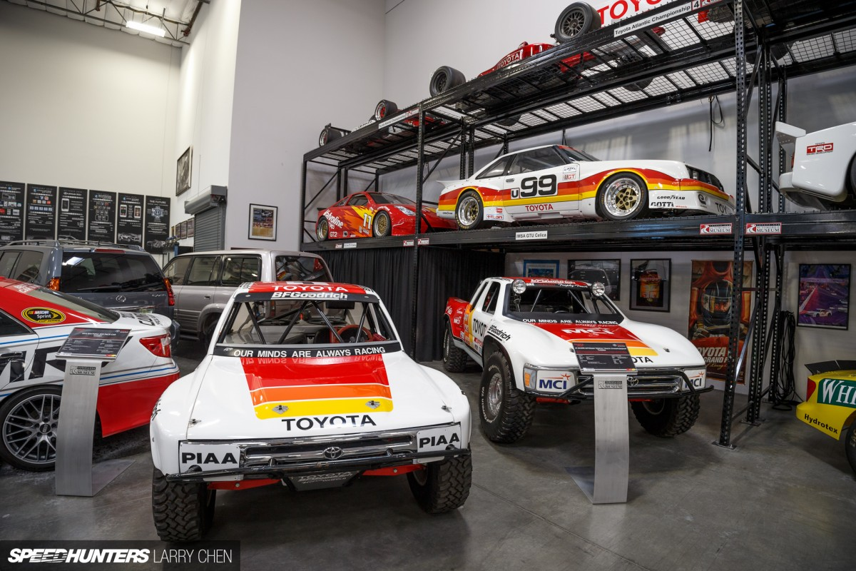 Inside Toyota's Heritage Museum