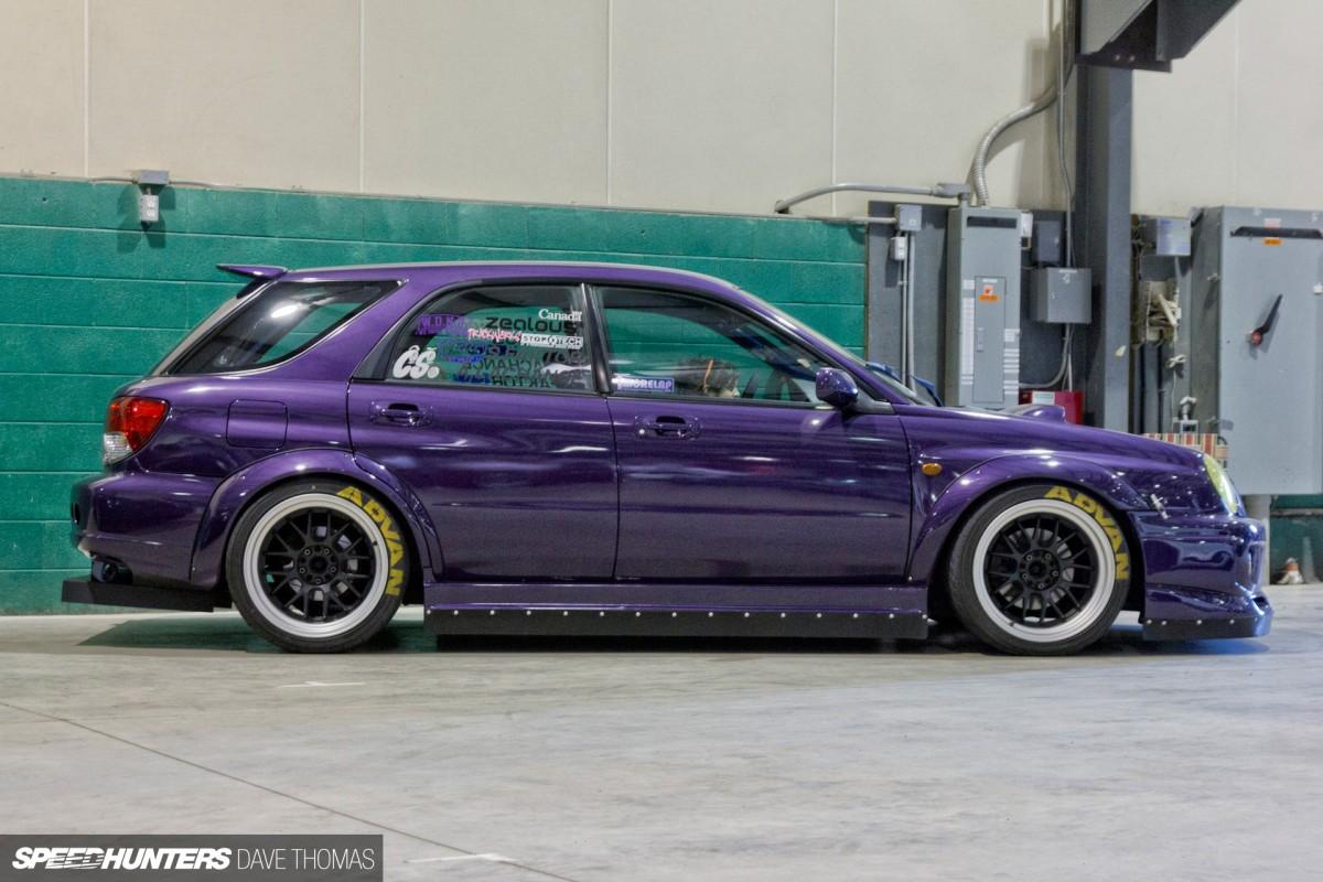 Build Your Own Subaru >> fitted-toronto-2015-subaru-black-anvil-garage-side - Speedhunters