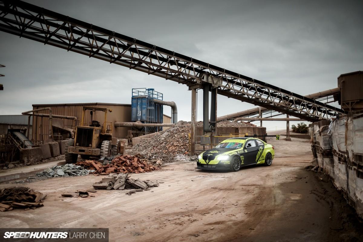 25 Hour Challenger:</br> The Yost AutosportM3