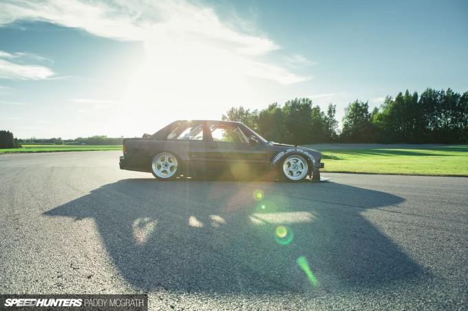 2015 BMW E30 2JZ Viktor Martensson PMcG-10