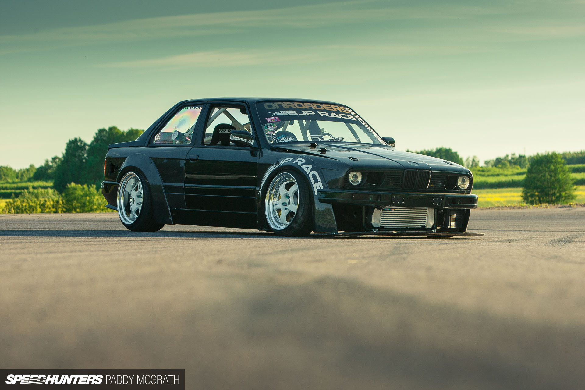 2JZ, No Sh*t: A Carbon Widebodied BMW - Speedhunters