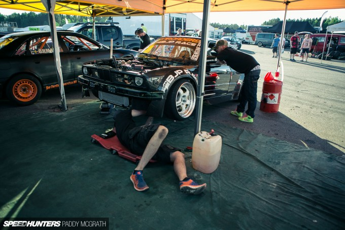 2015 BMW E30 2JZ Viktor Martensson PMcG-74