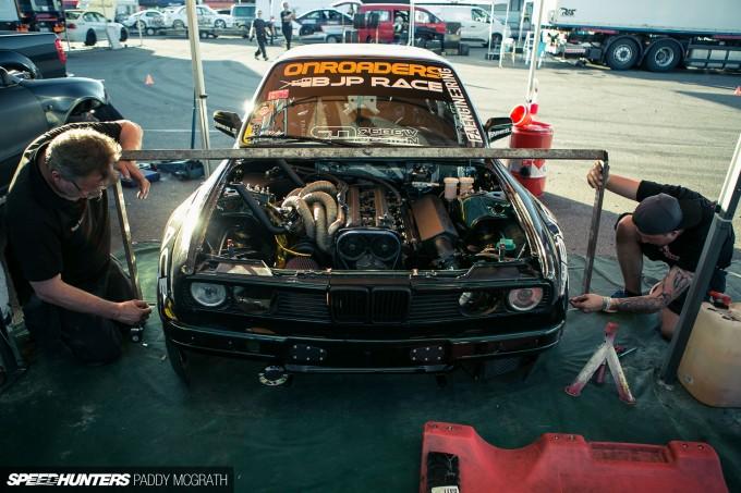 2015 BMW E30 2JZ Viktor Martensson PMcG-76