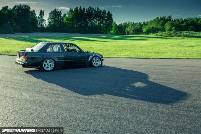 2015 BMW E30 2JZ Viktor Martensson PMcG-9