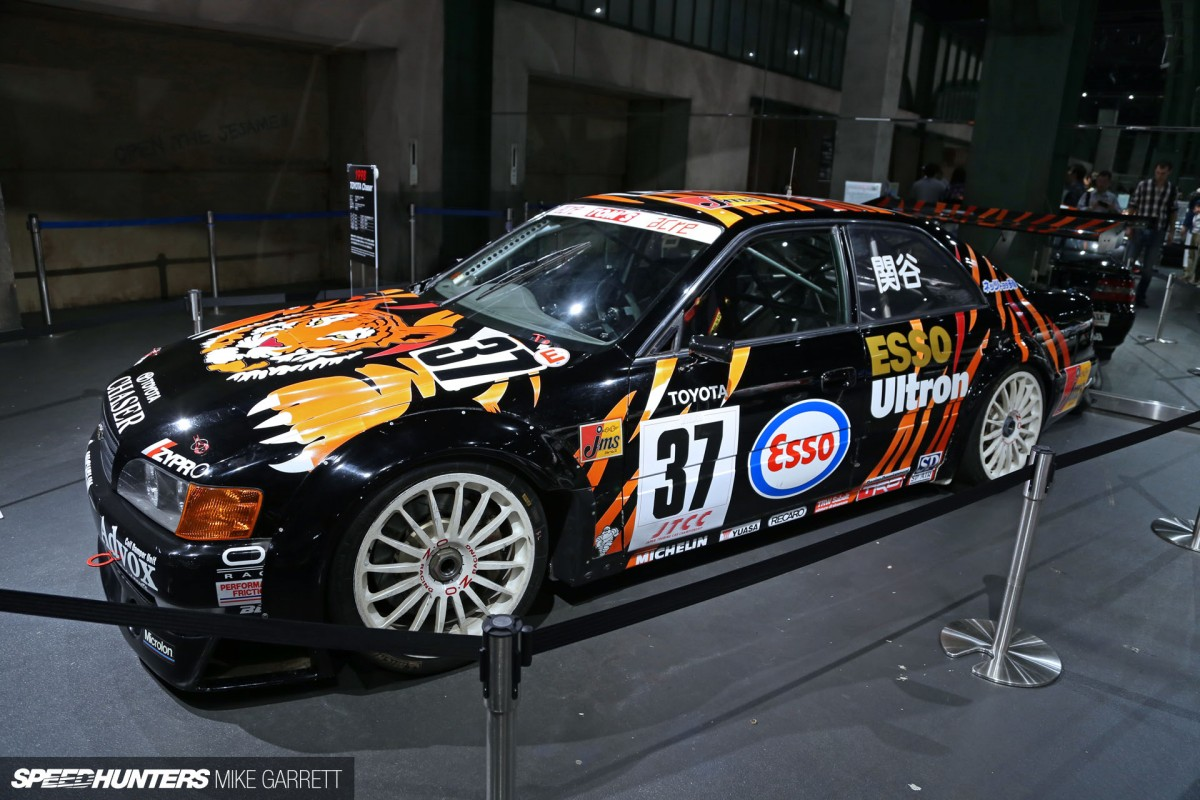 Not A Drift Car: The JTCC Chaser - Speedhunters