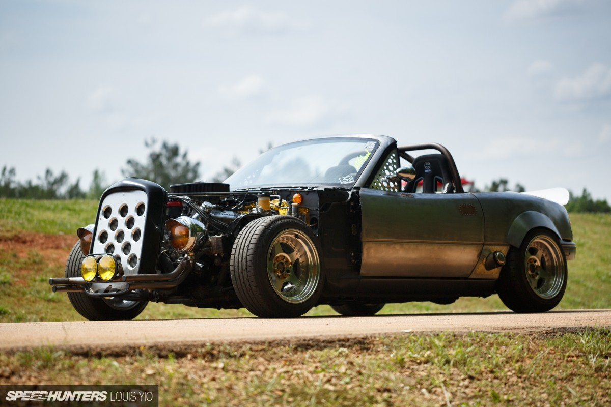 Screw You, Internet: The Hot Rod Miata