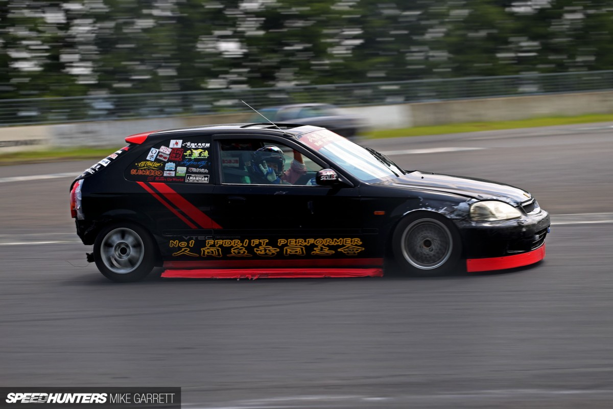 Ff Dori The Honda Civic Drifter Speedhunters