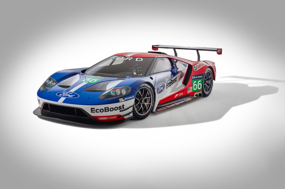 Watch Out Le Mans, Ford IsComing