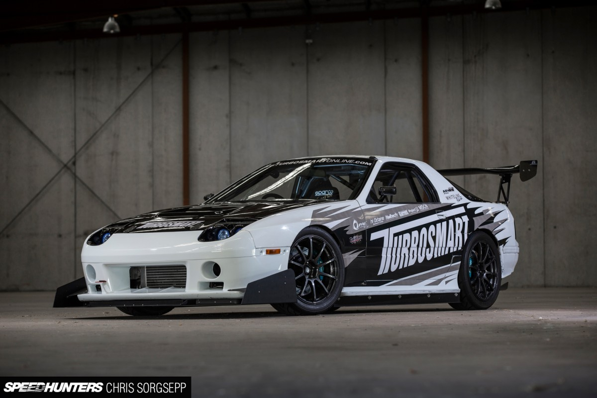 Extreme Measures: An R&D RX-7