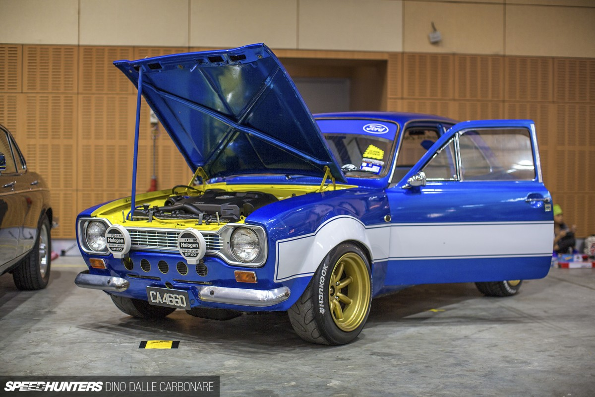 The Double Up Ford Escort - Speedhunters