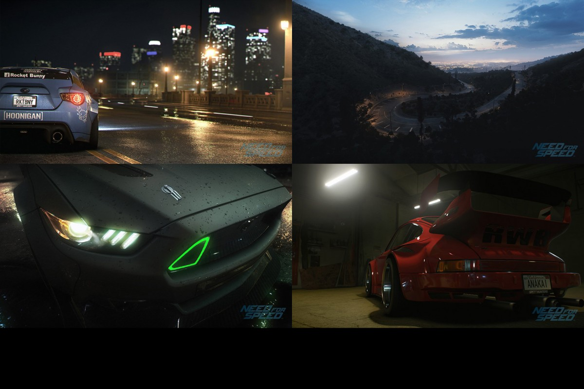 Need For Speed: The Official Trailer