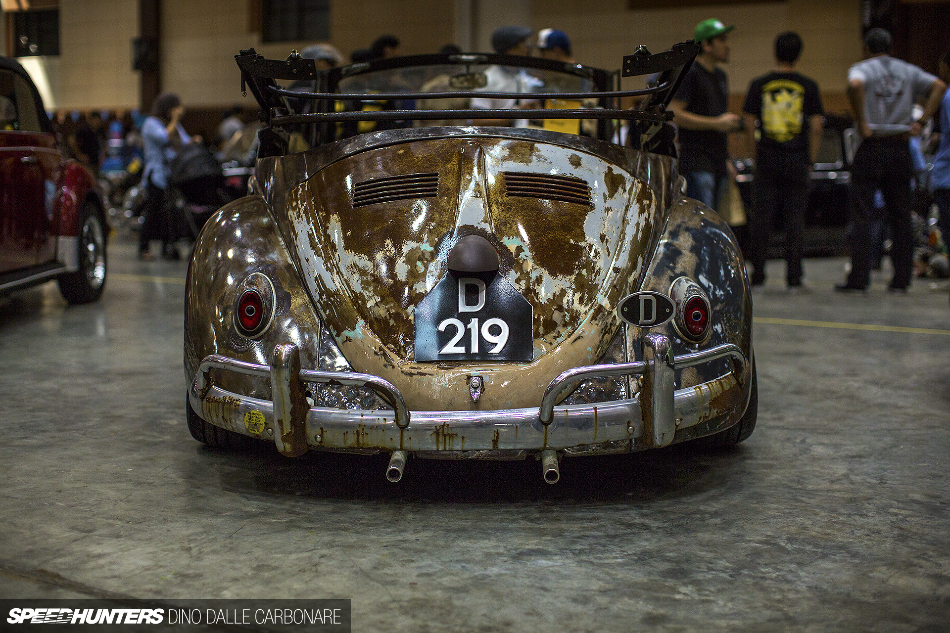 A Ratted-Out, Drop-Top Bug - Speedhunters