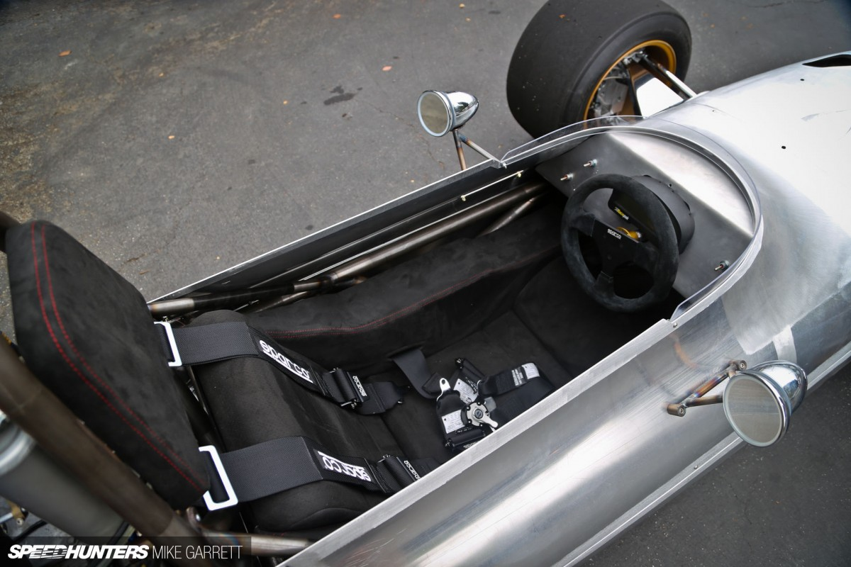 The 1960s F1 Car Remastered - Speedhunters