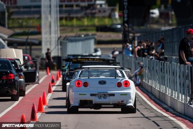 2015 Nissan R34 GT-R Gatebil Mantorp PMcG-1