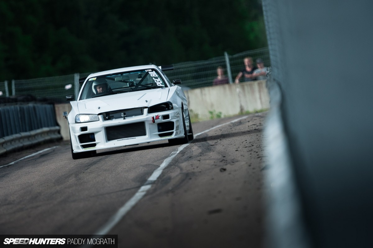 Endless Legacy: An R34 GT-R Abroad