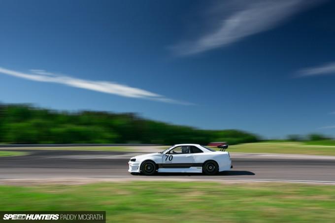 2015 Nissan R34 GT-R Gatebil Mantorp PMcG-2
