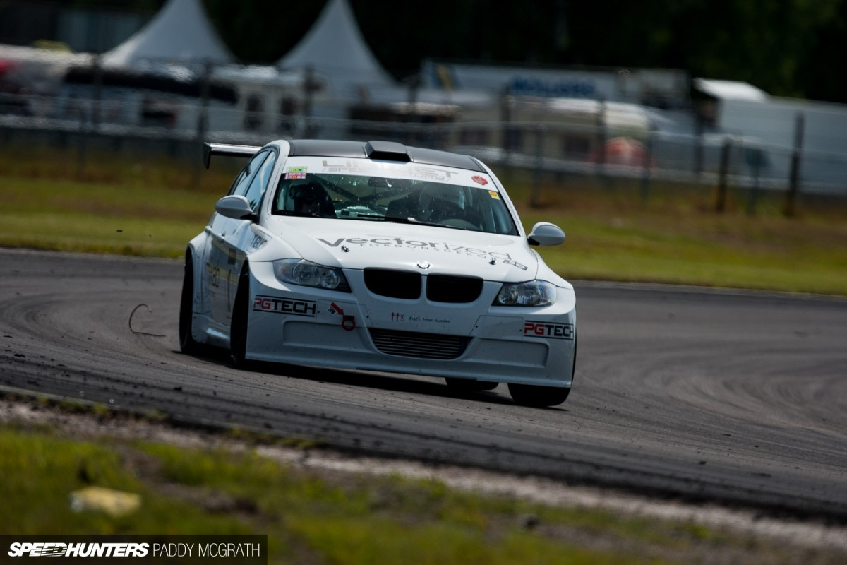 A Turbo BMW Built For Grip & Drift