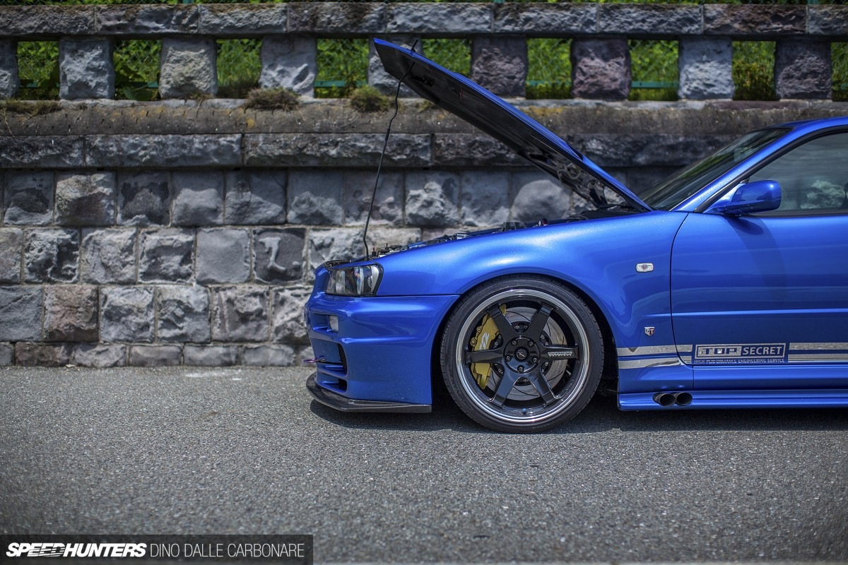 A Skyline GT-R Tuning Revolution