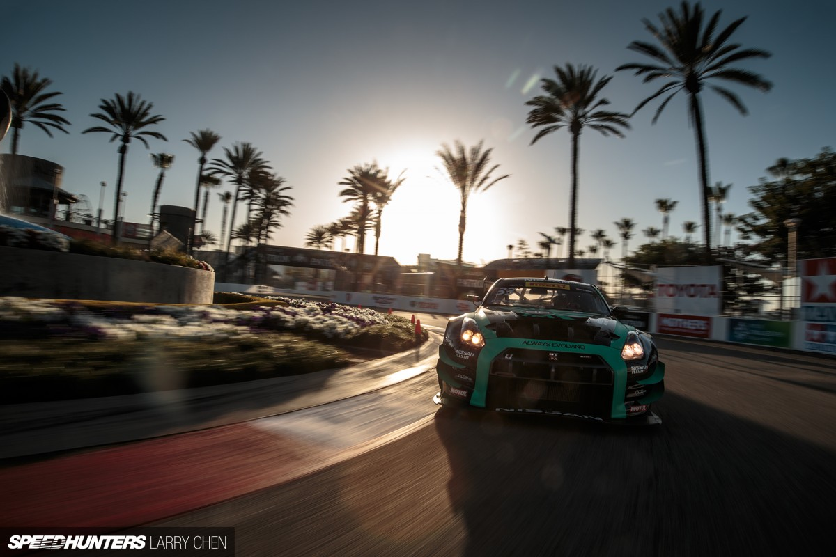 Racing In Honor:</br> The Always Evolving GT-R