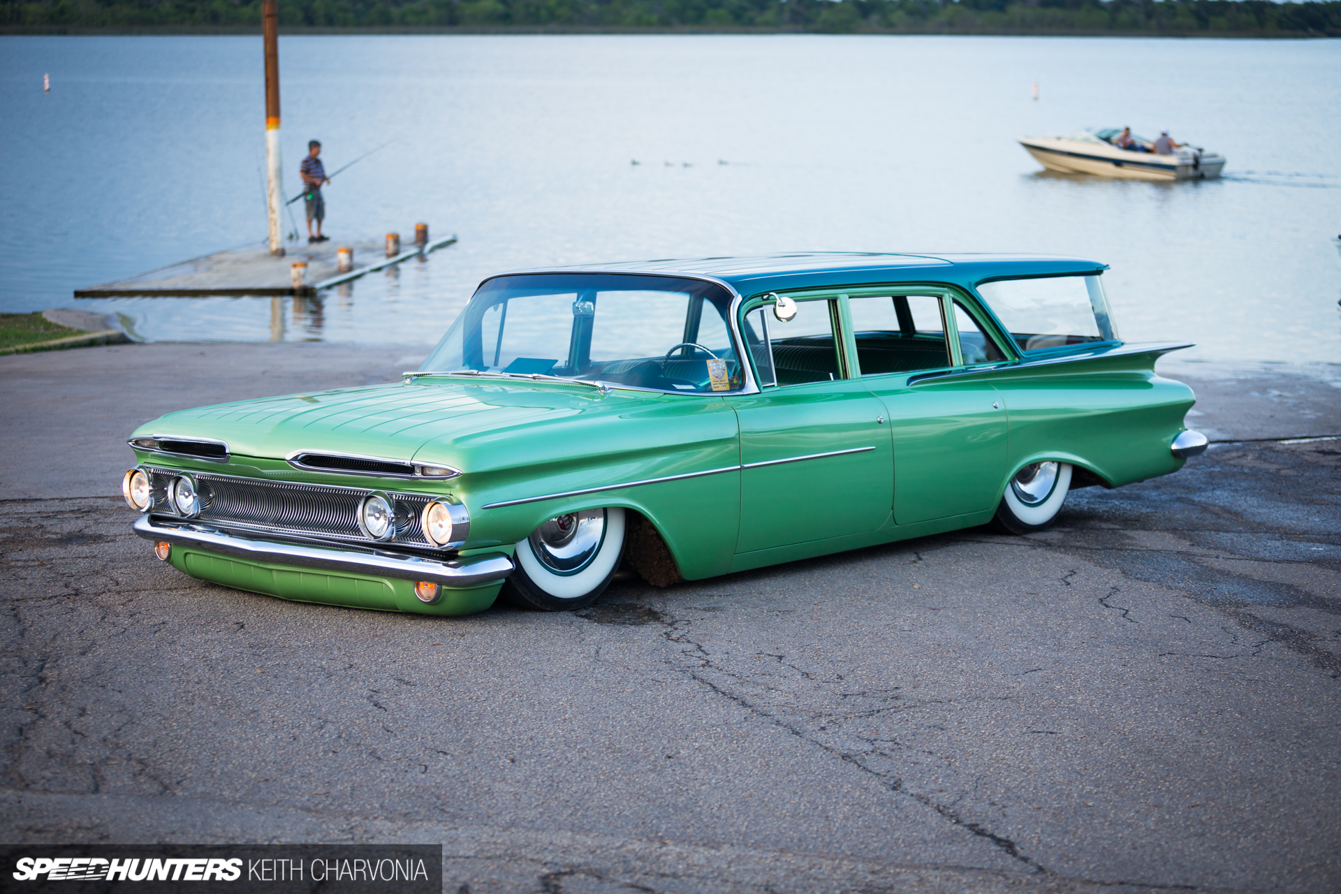 Haulin\' Ass & Groceries: Holley\'s Chevelle Wagon - Speedhunters
