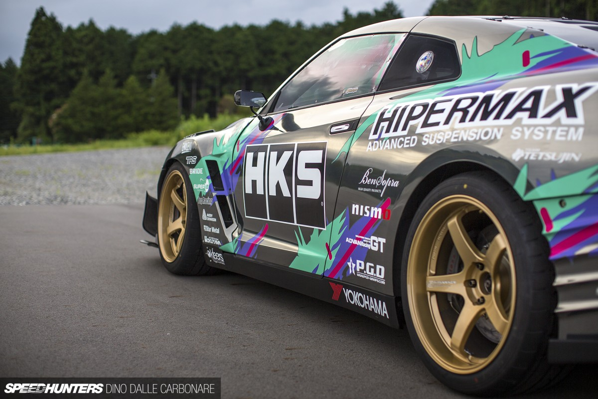 The World's Fastest GT-R