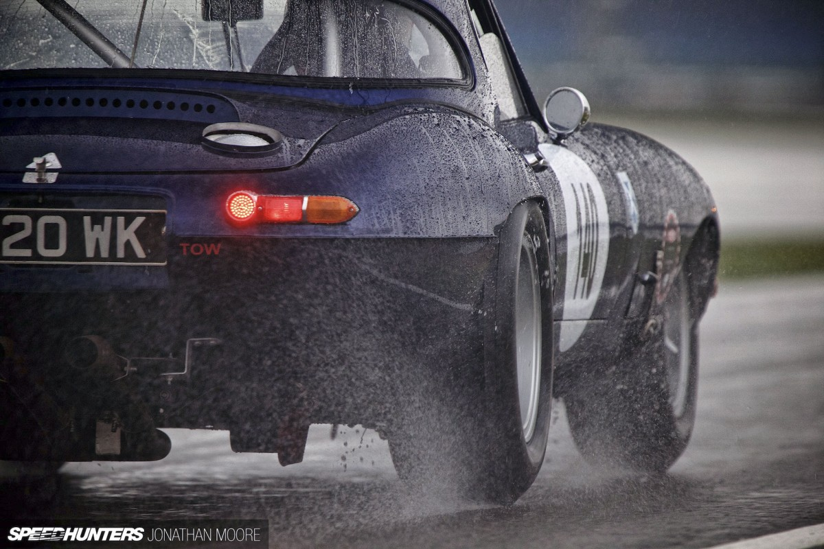 Storm Force At The Silverstone Classic - Speedhunters