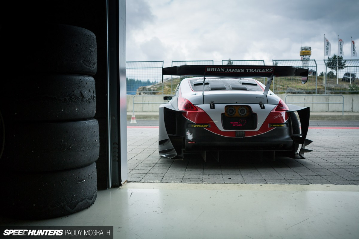 Second Life: </br>A NISMO Super GT In&nbsp;Norway