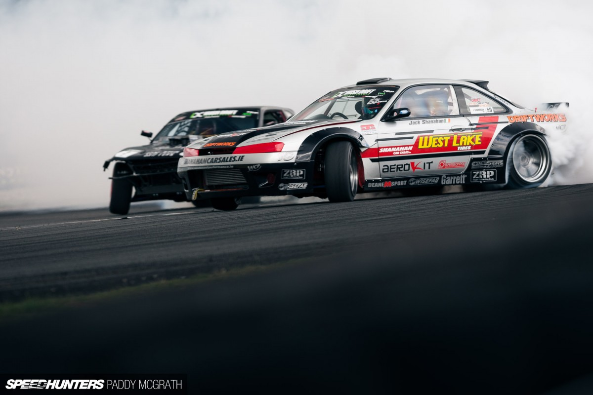 Drifting Is Not A Motorsport