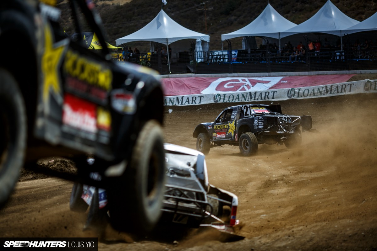 Off-Road Racing At ItsFinest