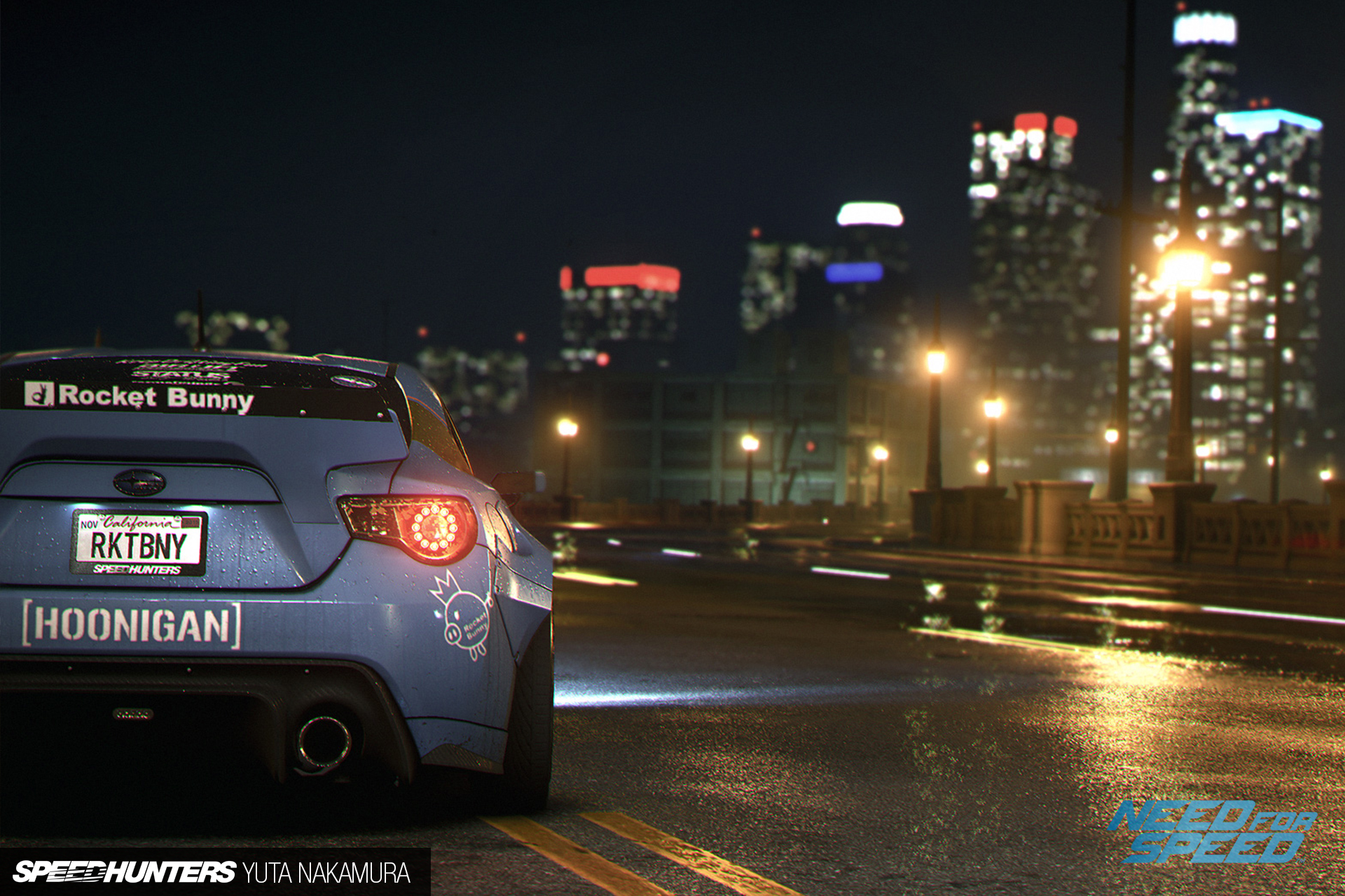 Creating The Cars Of Need for Speed - Speedhunters