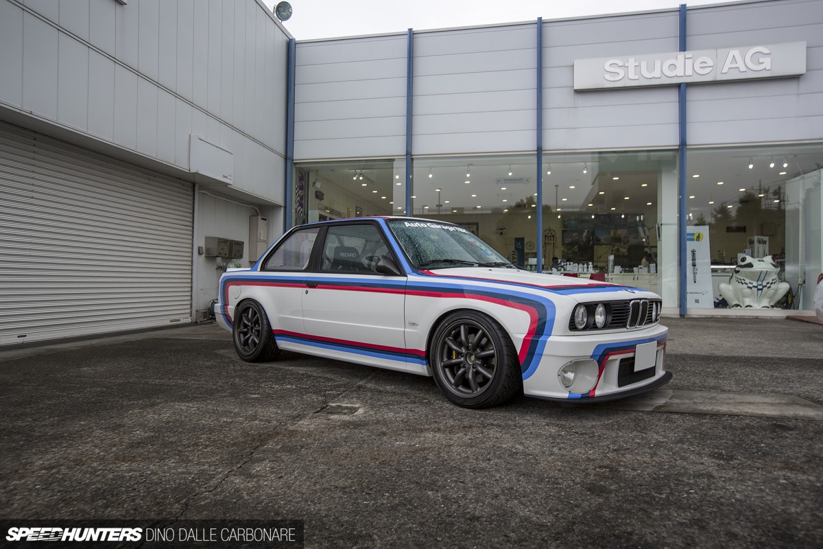 An Alpina E30 For The Street