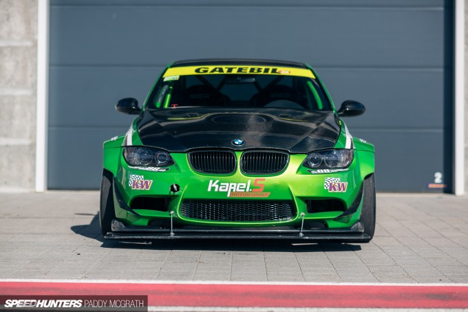 2015 BMW E90 KS Motorsport PMcG-1