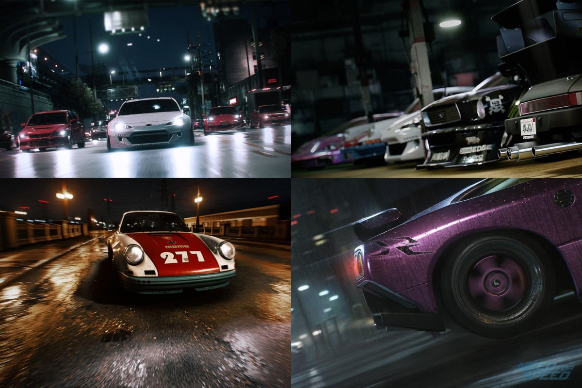 Need for Speed: The Icons Revealed