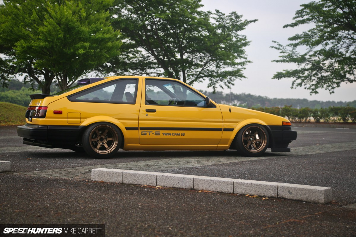 The Next Level Ae86 Speedhunters