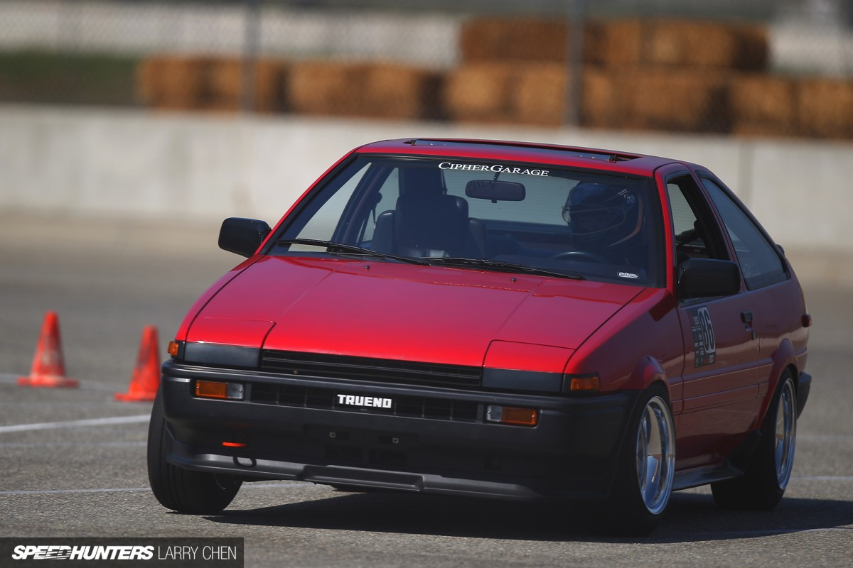 86FEST Project AE86:</br> Don't Call It A Comeback