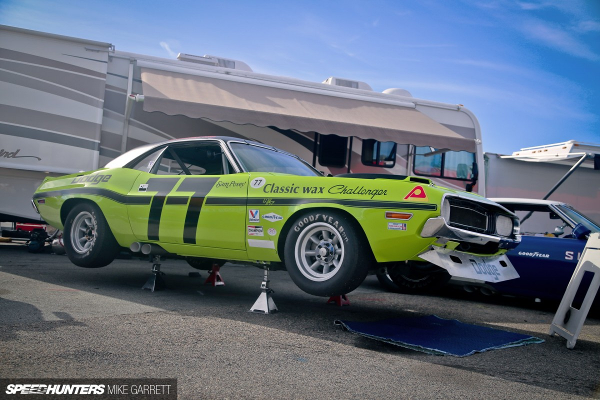 Inside A Trans-Am Icon - Speedhunters