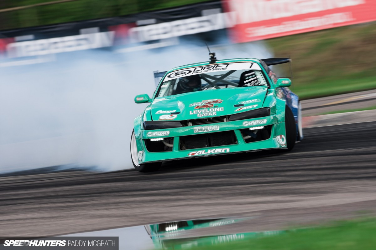 A Champion&#8217;s Chariot:</br> James Deane&#8217;s 700hp 2JZ&nbsp;S14