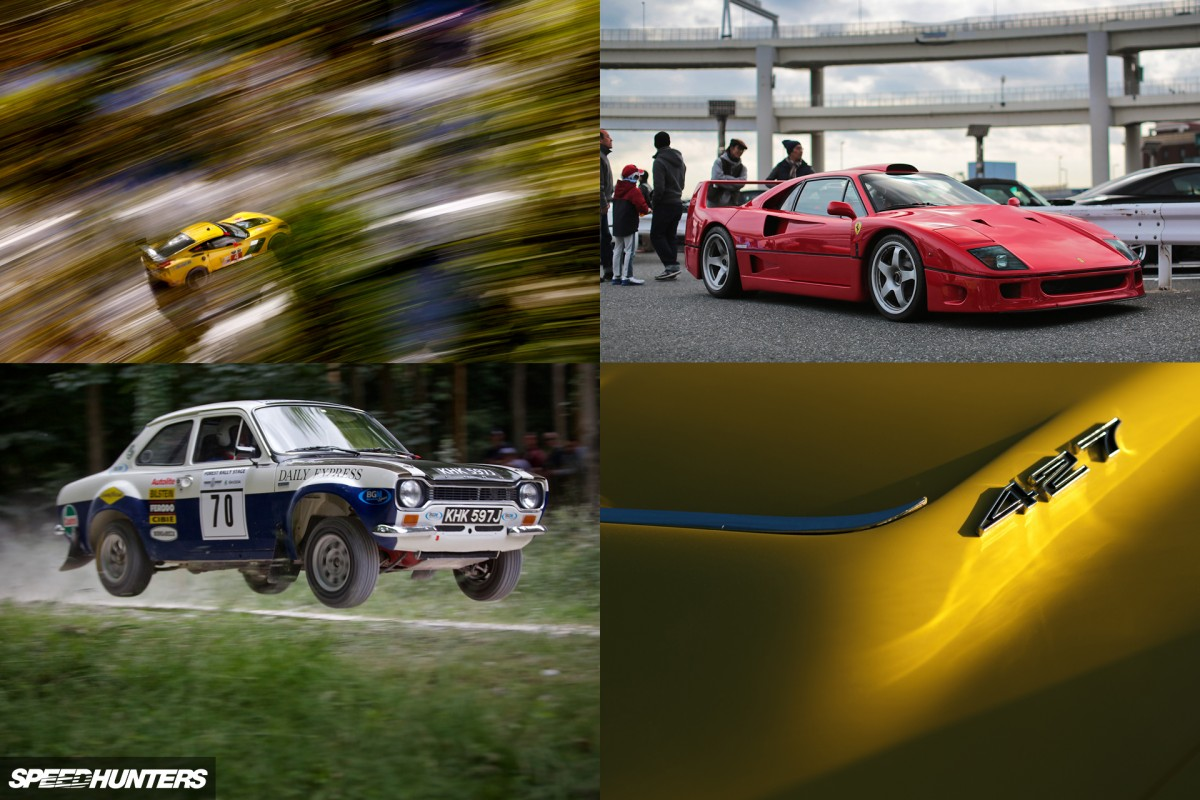 #IAMTHESPEEDHUNTER:</br> Your Speedhunting Moments
