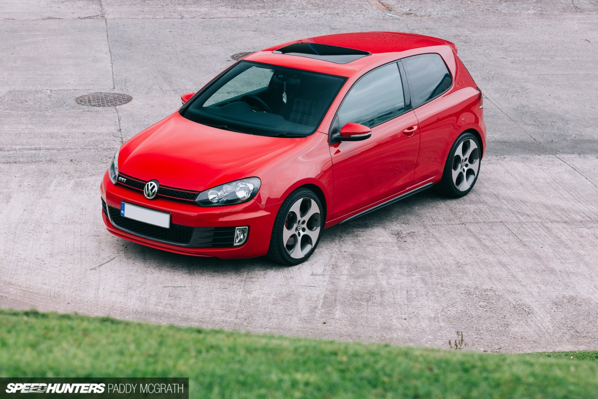 No Country For Fast Cars: Introducing Project GTI - Sdhunters