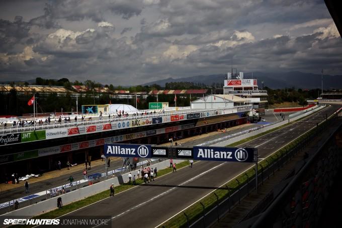 The fifth edition of the Espíritu de Montjuïc classic racing festival, held at the Circuit De Catalunya near Barcelona in Spain, 17-19 April 2015