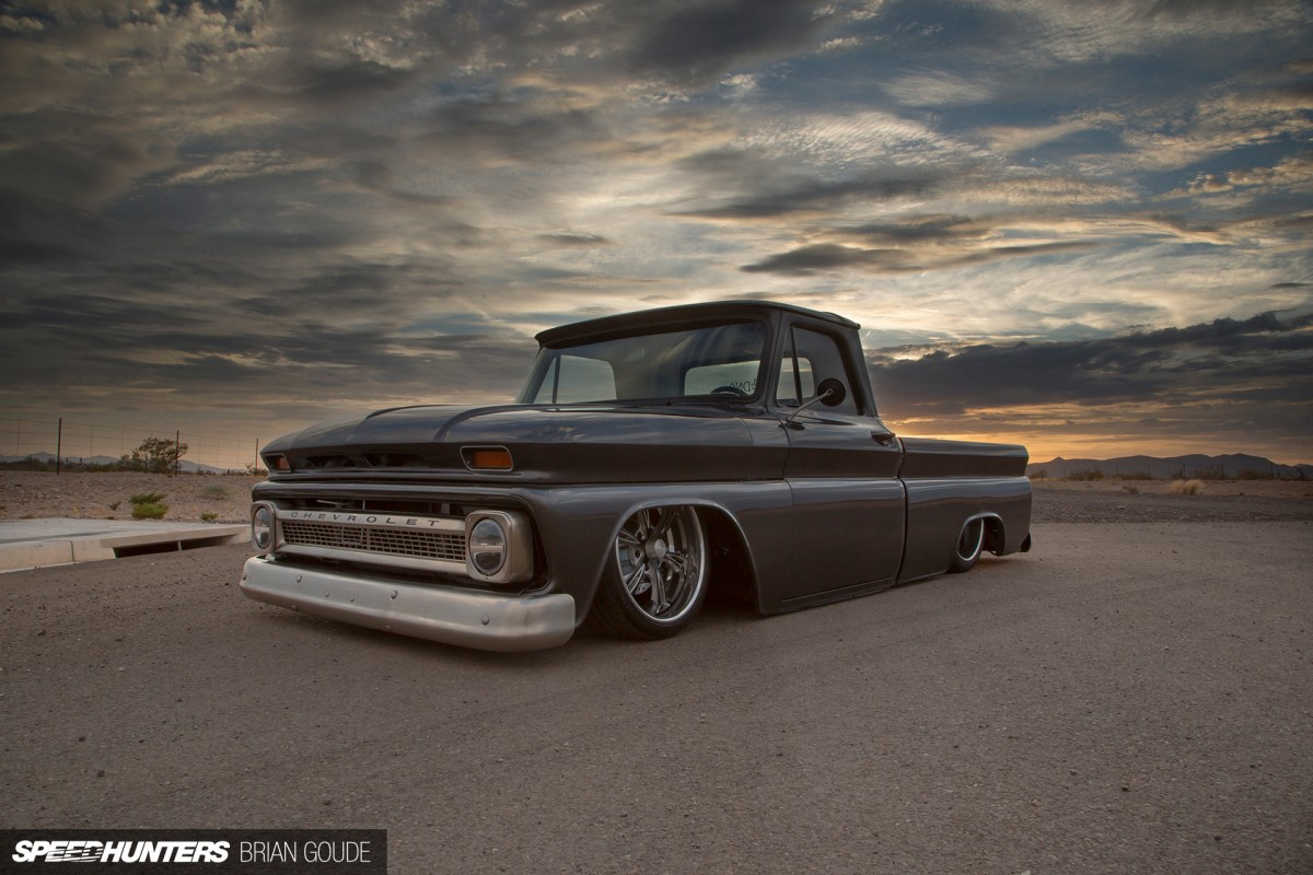 Making The Most Of Life In A C10 Chevy