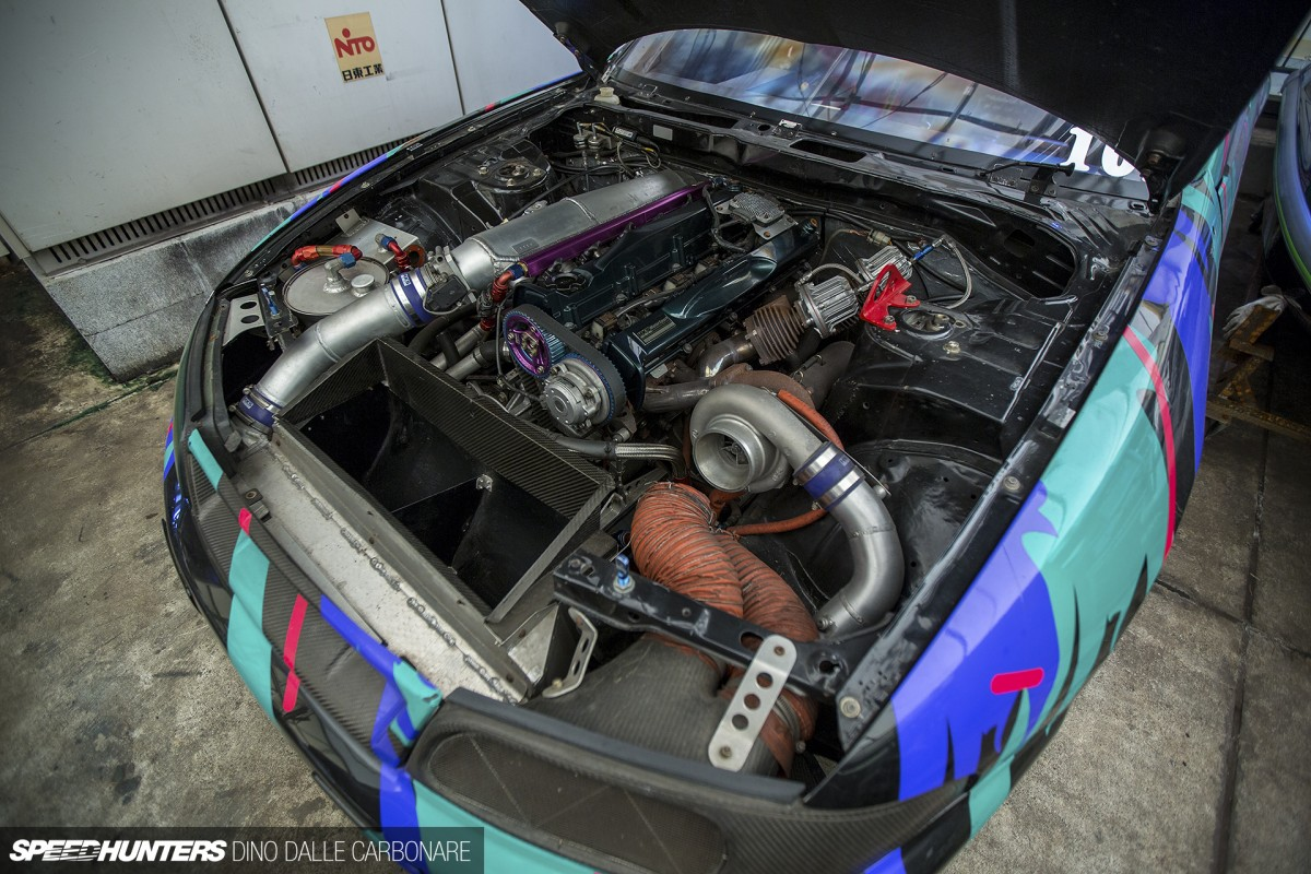 Free Flow Exhaust >> HKS's Legendary 7-Second GT-R - Speedhunters