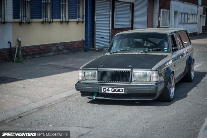 Volvo turbo wagon strip club speedhunters bryn musselwhite (23 of 179)