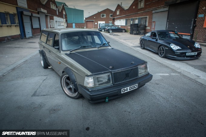 Volvo turbo wagon strip club speedhunters bryn musselwhite (32 of 179)