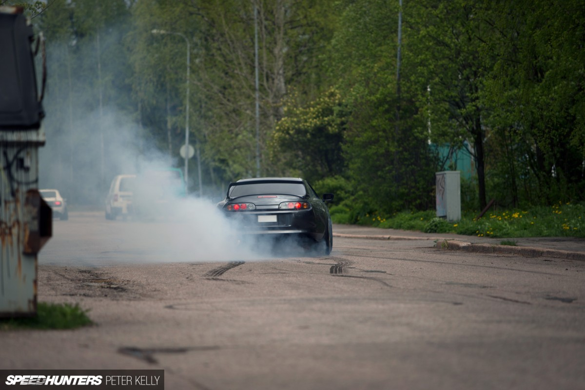 Finland: The Land Of Petrolheads
