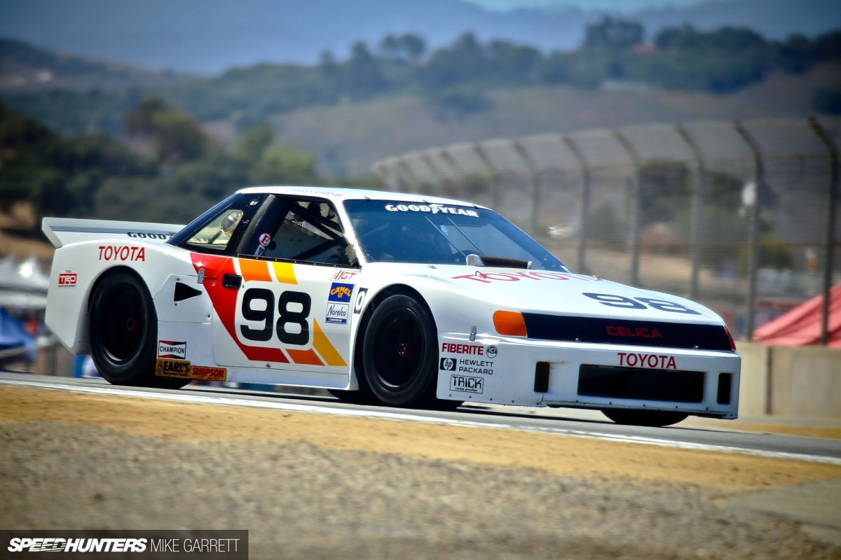 The '80s Live At Laguna Seca