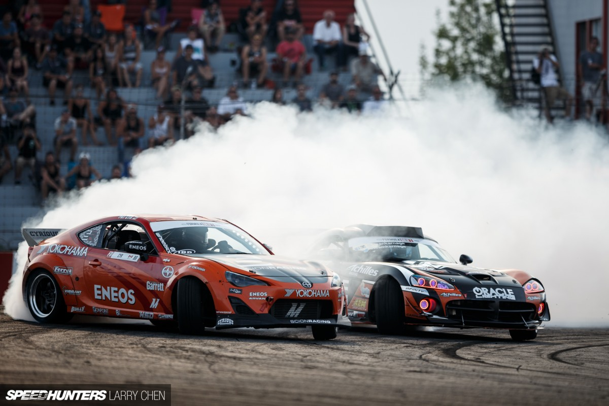 Through My Lens: Drifting In Canada