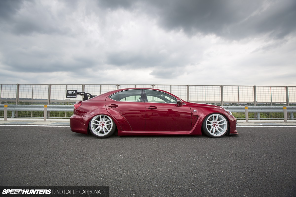 Lexon Reinvents The Lexus IS F