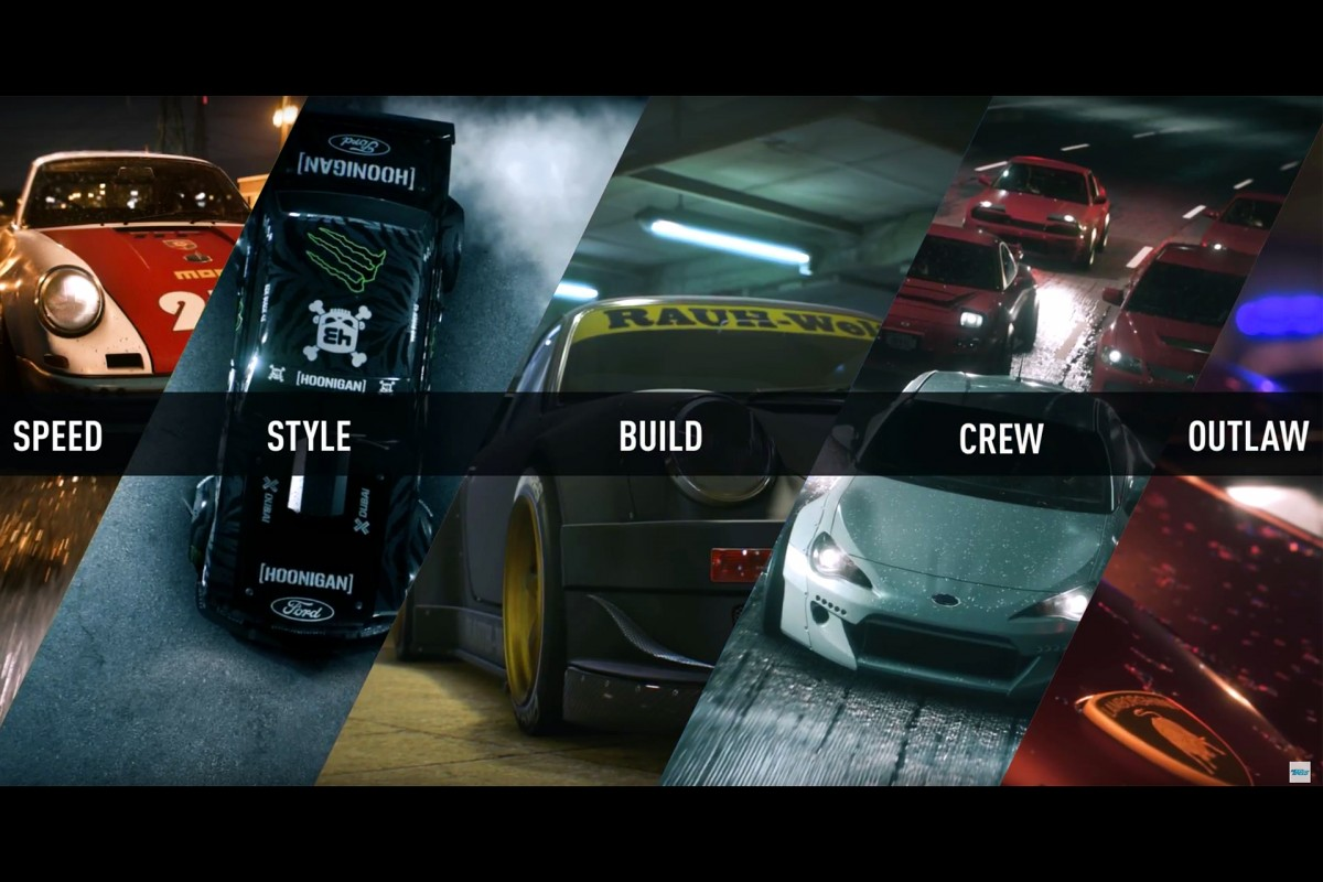 Need for Speed: Five Ways To Play